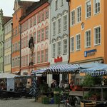 Landshut Old Town - a short walk from Hotel Fuerstenhof