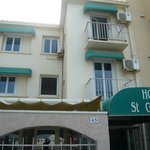Hotel Saint Georges a Canet France