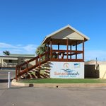 Foto van Sunset Beach Holiday Park