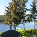 Foto de Auke Lake Bed & Breakfast