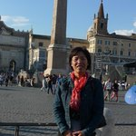 At Piazza del Popolo, 5 minutes' walk from the hotel