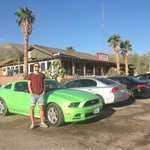 Mesquite Springs Campground照片