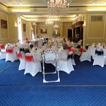 The wedding function room!