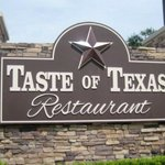 Foto di Taste of Texas Restaurant