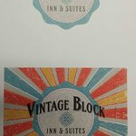 Photo de Vintage Block Inn & Suites