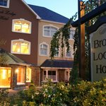 Foto van Brook Lodge Hotel