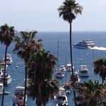 The Avalon Hotel on Catalina Islan