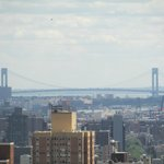 Verrazano-Narrows Bridge during the day