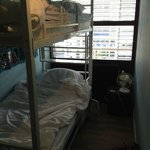Bedroom, 2 beds in a 4 bed dorm