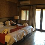 Foto di Mabula Game Lodge