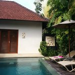 Foto di Disini Luxury Spa Villas