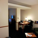 Fairfield Inn & Suites Santa Cruz-Capitola照片