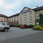 Premier Inn Chesterfield North resmi