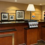 Φωτογραφία: Hampton Inn & Suites Macon I-75 North