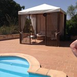 Gazebo at the Pool