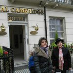 Foto van The Royal Cambridge Hotel