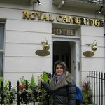 The Royal Cambridge Hotel resmi