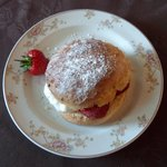 Home made scone