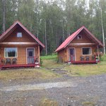 Two cabins
