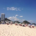 2 blocks from Copacabana beach. Carnaval 2014, best ten day party ever! Unbeatable