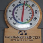 Fairbanks Princess Riverside Lodge resmi