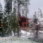 Powder Ridge Cabins resmi