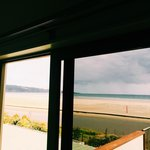 Ahipara Beachfront Accommodation resmi