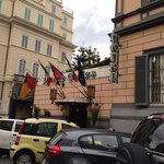 Photo de Hotel Prince Galles Rome