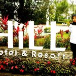 the hill resort sibolangit