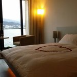 Photo de Seehotel Hermitage Luzern