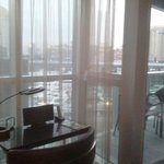 Apartment 403 with a great outlook over the harbour from the room or balcony