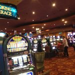 The main casino floor.