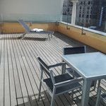 terace deck junior suite