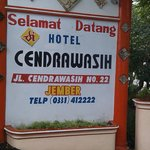 Welcome to Hotel Cendrawasih