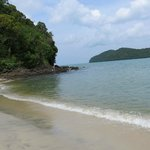 The Beach......The Andaman Sea