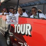 Travel Divas Atlanta on TMZ tour