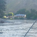 River view of the Steelhead Inn