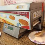 The Pancake Machine