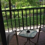 1st Floor Balcony