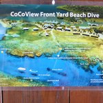 Map of CoCo View Front Yard Walll Dive