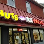 Nuts About Ice Cream