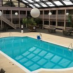 Enjoy our updated pool area!