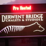 Photo de Derwent Bridge Chalets & Studios