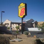 Super 8 Motel Yucca Valley Joshua Tree National Park resmi