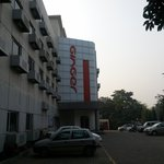 I stay at Ginger Jamshedpur
