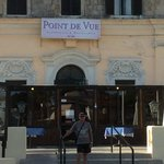 Point de Vue Guesthouse and Restaurants resmi