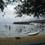 Φωτογραφία: Padang Bai Beach Resort