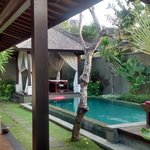 Foto The Ulin Villas & Spa