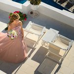 A magic day - Wedding in Santorini
