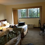 Double Room Best Western Irazu